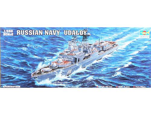 Trumpeter Russian Navy Udaloy Class Destroyer Severomorsk 1:350 (4517)