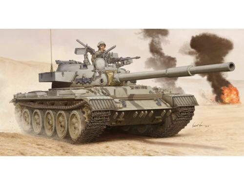 Trumpeter Israel Tiran-6 MBT 1:35 (05576)