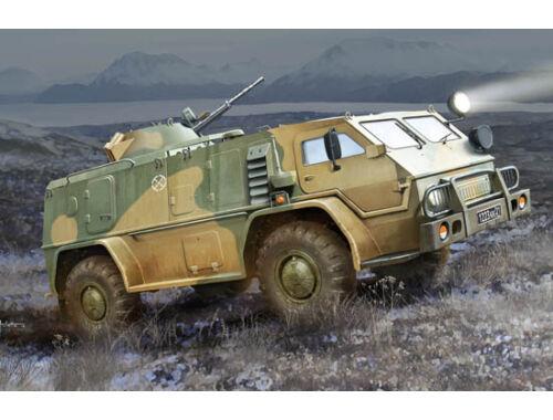 Trumpeter Russian GAZ39371 High-Mobility Multipurp 1:35 (05594)