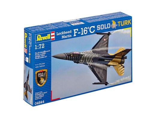 Revell Lockheed Martin F-16 C 'Solo Türk' 1:72 (4844)