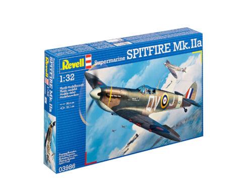 Revell Supermarine Spitfire Mk.IIa 1:32 (3986)