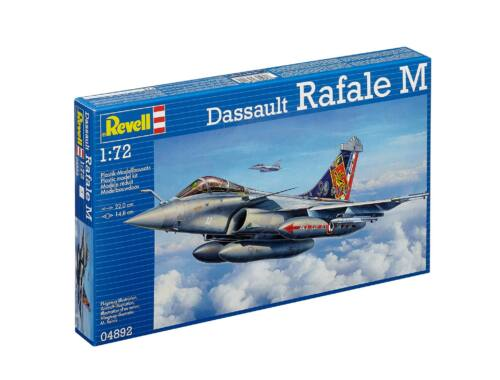 Revell Dassault Rafale M 1:72 (4892)