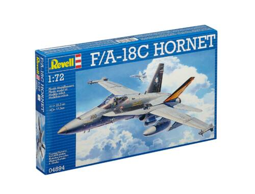 Revell F/A-18C Hornet 1:72 (4894)