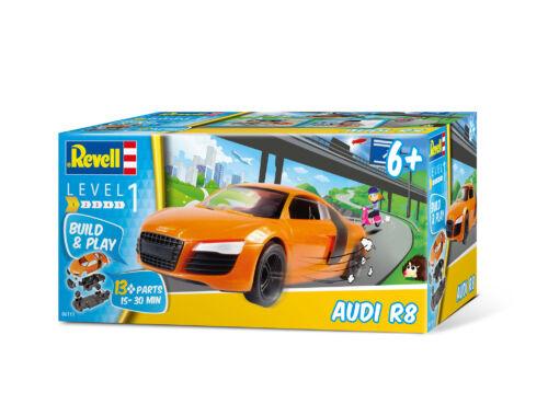 Revell Build 'n Play Audi R8 1:25 (6111)