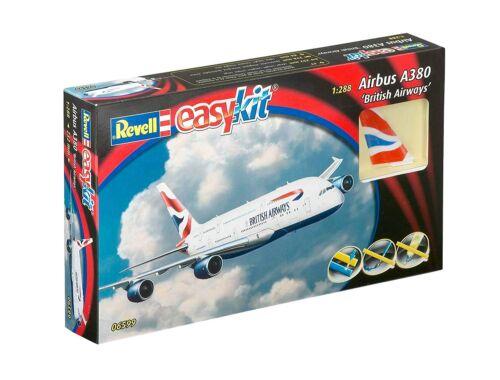 Revell EasyKit Airbus A380 British Airways 1:288 (6599)