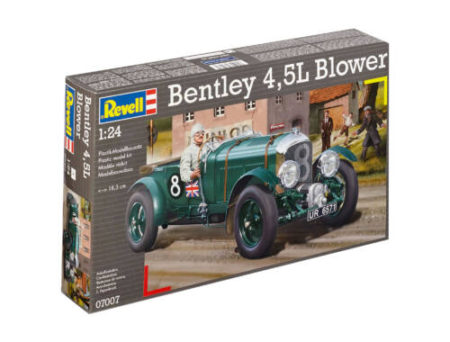 Revell Bentley 4,5L Blower 1:24 (7007)