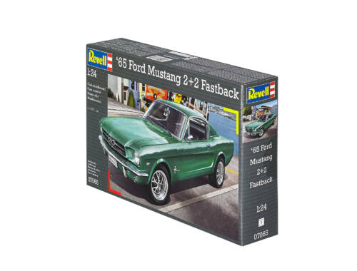 Revell '65 Ford Mustang 2+2 Fastback 1:24 (7065)