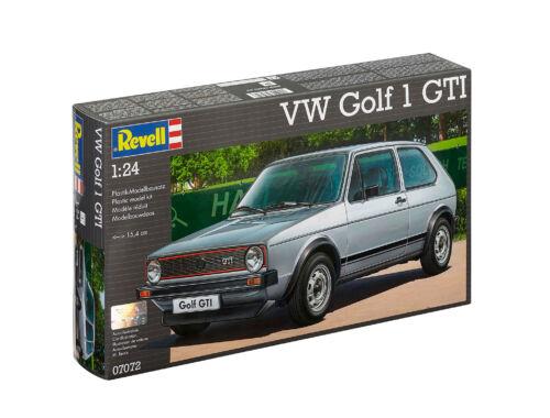 Revell VW Golf 1 GTI 1:24 (7072)