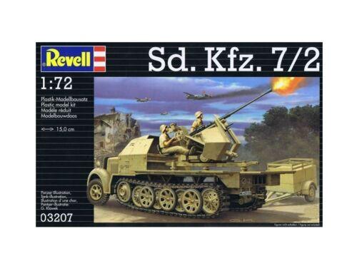 Revell Sd.Kfz. 7/2 1:72 (3207)