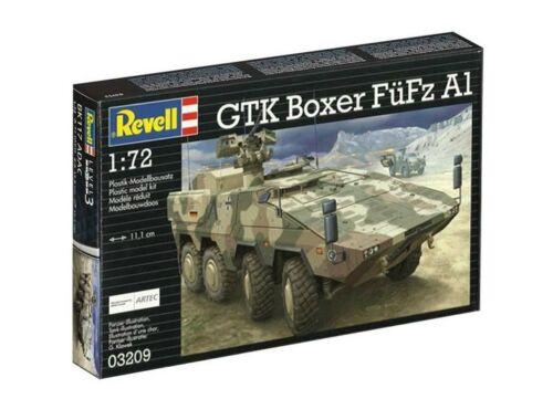 Revell GTK Boxer FüFz A1 1:72 (3209)