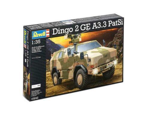Revell Dingo 2 GE A3.3 PatSi 1:35 (3242)
