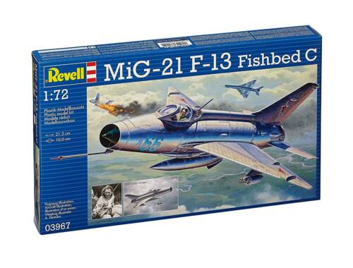 Revell MiG-21 F-13 Fishbed C 1:72 (3967)