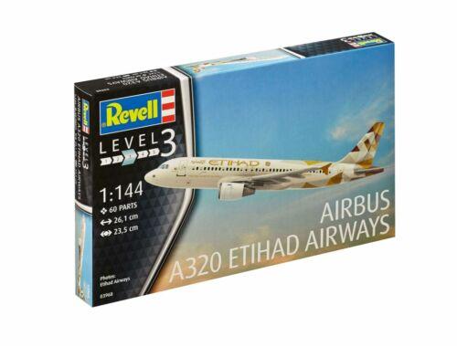 Revell Airbus A320 Etihad 1:144 (3968)