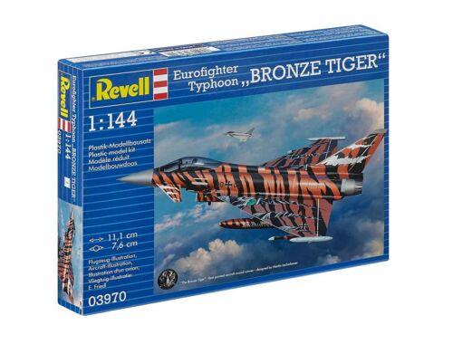 Revell Eurofighter Typhoon Bronze Tiger 1:144 (3970)