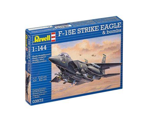 Revell F-15E Strike Eagle   Bombs 1:144 (3972)
