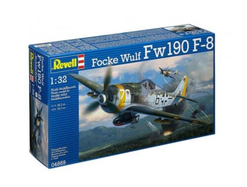 Revell Focke Wulf Fw190 F-8 1:32 (4869)