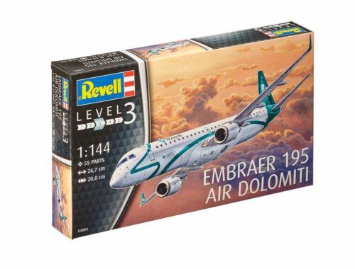 Revell Embraer ERJ 195 1:144 (4884)