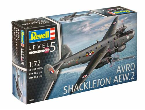 Revell Avro Shackleton AEW2 1:72 (4920)