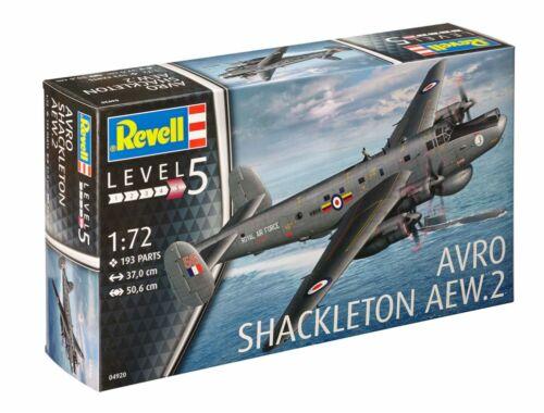 Revell Avro Shackleton AEW2 1:72 (4920)