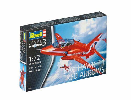 Revell BAe Hawk T.1 Red Arrows 1:72 (4921)