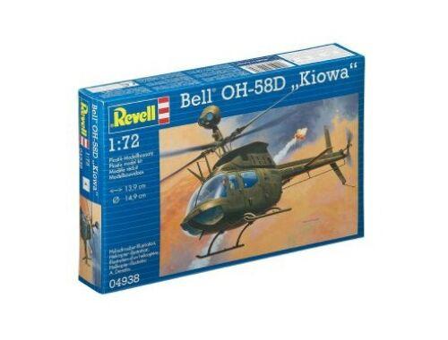 Revell Bell OH-58D 'Kiowa' 1:72 (4938)