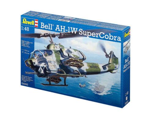 Revell Bell AH-1W SuperCobra 1:48 (4943)