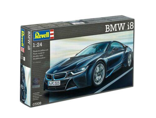 Revell BMW i8 1:24 (7008)