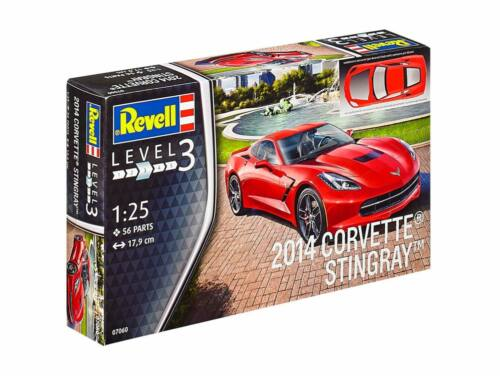 Revell 2014 Corvette Stingray 1:25 (7060)