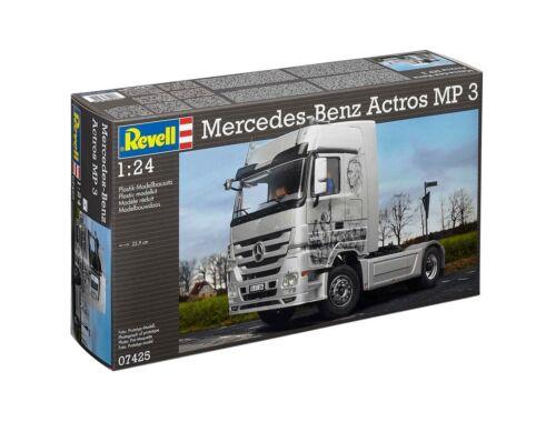 Revell Mercedes-Benz Actros MP3 1:24 (7425)