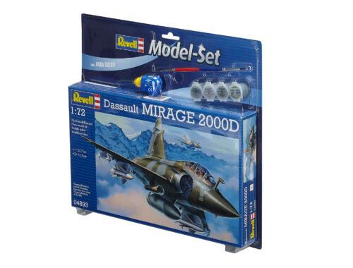 Revell Model Set Mirage 2000D 1:72 (64893)