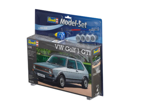 Revell Model Set VW Golf GTi 1:24 (67072)