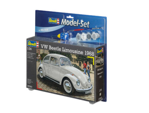 Revell Model Set VW Beetle Limousine 68 1:24 (67083)
