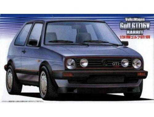 Fujimi VW Golf II GTI 16V Rabbit 1:24 (FU124988)