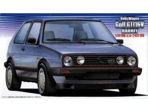Fujimi VW Golf II GTI 16V Rabbit 1:24 (FU124988)