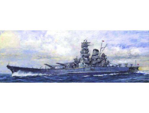 Fujimi IJN Battleship YAMATO Commission type 1:700 (FU421315)
