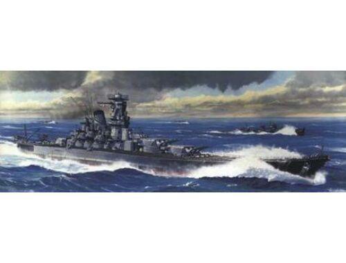"Fujimi IJN Battleship MUSASHI ""Reite Coast"" 1:700 (FU421346)"