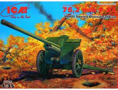 ICM 76.2mm F-21 1:35 (35702)