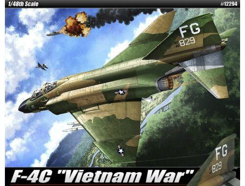 "Academy F-4C Phantom ""Vietnam War"" 1:48 (12294)"