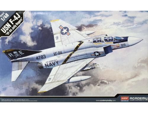 "Academy F-4J ""Vf-84 Jolly Rogers"" 1:48 (12305)"