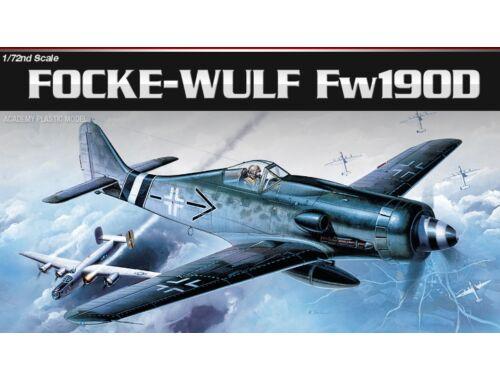 Academy Focke-Wulf Fw190D 1:72 (12458)