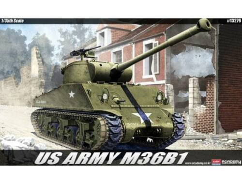 Academy US Army M36B1 1:35 (13279)