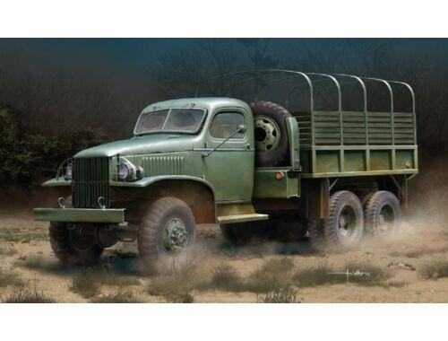 Hobby Boss US GMC CCKW-352 Steel Cargo Truck 1:35 (83831)