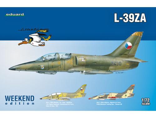 Eduard L-39ZA WEEKEND edition 1:72 (7427)