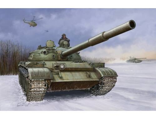 Trumpeter Russian T-62 Mod.1960 1:35 (1546)