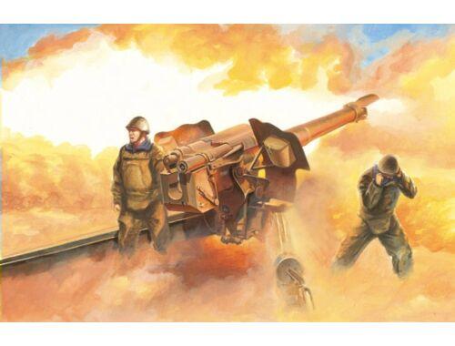 Trumpeter Soviet D-74 122mm Field Gun 1:35 (02334)