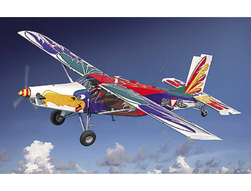 Roden Pilatus PC-6/B1-H2 Turbo-Porter 1:48 (444)