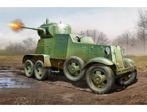 Hobby Boss Soviet BA-3 Armor Car 1:35 (83838)