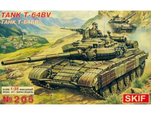 Skif T 64 BV Soviet Main Battle Tank 1:35 (205)