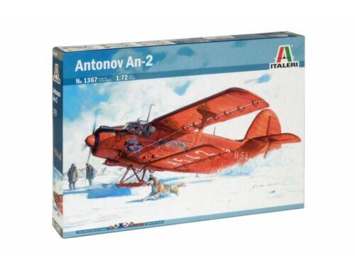 Italeri Antonov An-2 1:72 (1367)