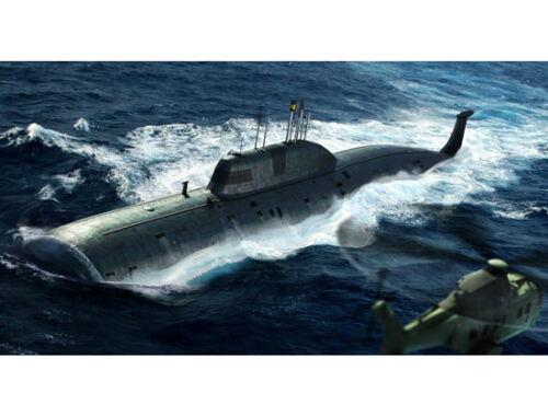 Hobby Boss Russian Navy SSN Akula Submarine 1:350 (83525)
